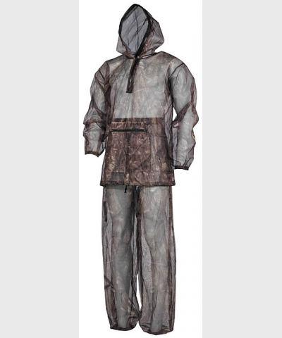 """Антимоскитный костюм из 2 частей , охотничий камуфляж  (р.M/L, XL/XXL) , новый , """"MFH"""""""