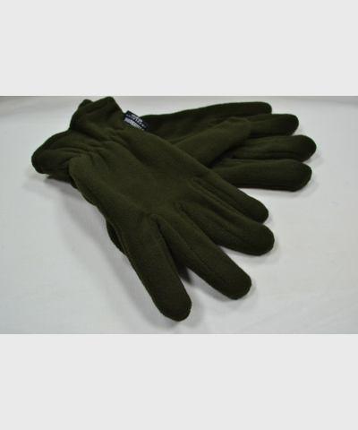 """Перчатки флисовые, теплые, олива, """"Max Fuchs AG"""", новые ( размеры M,L, XL, XXL)"""