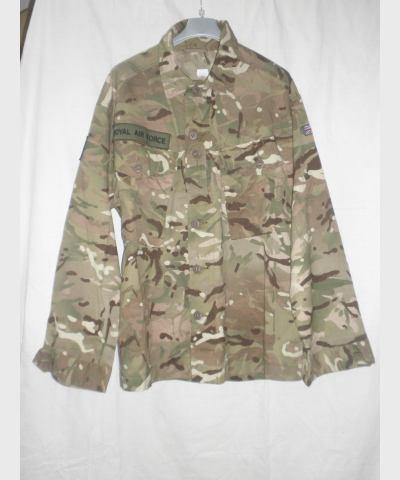 Блуза GB, боевая, MTP, JACKET COMBAT, TROPICAL, новый универсальный камуфляж британской армии, новая