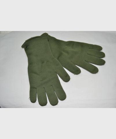 Перчатки GB, хаки, утепленные, больше полиэстера, б/у