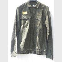 Блуза CZ,  пояс на кнопках, большие размеры, б/у