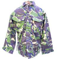 Блуза GB, наземных полевых частей,зелёный камуфляж, б/у