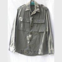 Блуза NL, рабочая, зеленая, б/у