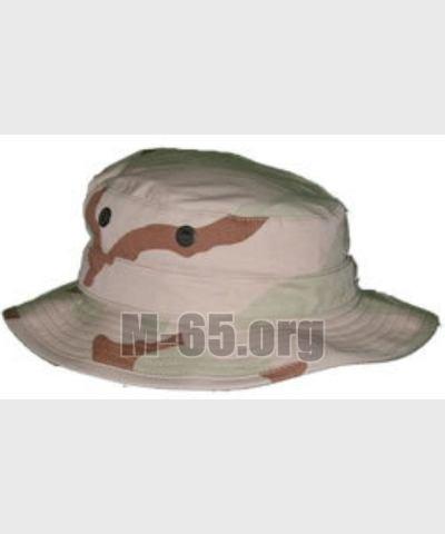 Шляпа US тропическая, песок (реплика), новая