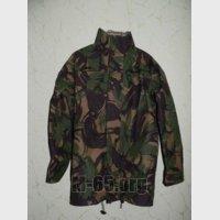 Куртка GB наземных полевых частей, зелёный камуфляж, ветровка, б/у