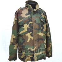 Куртка HR, аналог US M-65, капюшон, новая