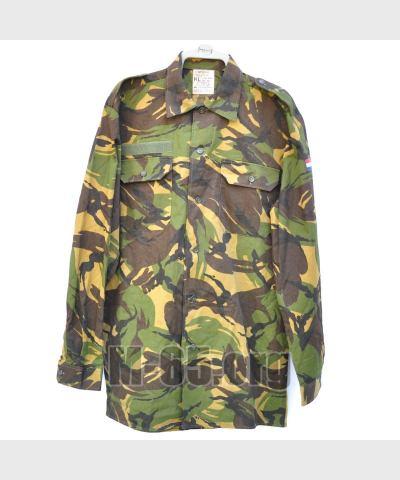 Рубашка NL,woodland, длинный рукав, б/у