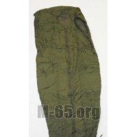 Спальный мешок AU, без чехла, молнии на обе руки, зимний, б/у