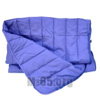Спальный мешок GB,синий, лёгкий, новый