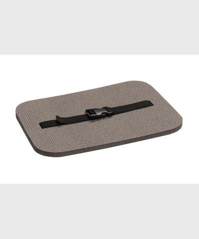 Коврик-сидушка фольгированная (размер 390*285*12), новая