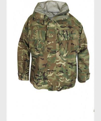 Куртка GB, триламинат, MTP, б/у