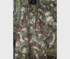 Комбинезон GB, woodland, Gore-Tex, утепленный (Medium, Large), б/у