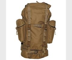 "Рюкзак бортовой BW , 65 Liter, coyote tan,пр-ль ""Max Fuchs AG"", новый"