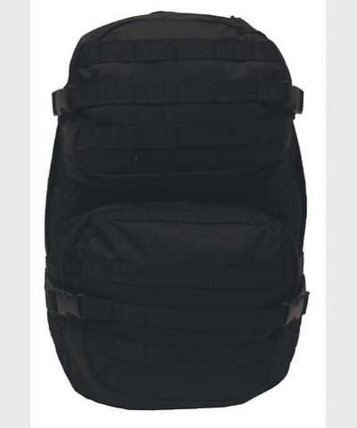"""Рюкзак US """"Assault II"""" черный, новый, пр-ль """"Max Fuchs AG"""""""