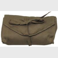 Чехол  IT для швейных принадлежностей,коричневый (без содержания),  размер 13 x 3,5 x 7 cm , новый