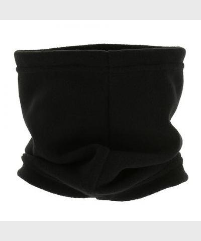 Баф-труба  GB  ( шарф, шапка) утепленный флисовый, черный, новый