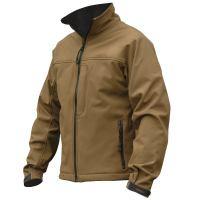 Куртка Soft Shell, весна-осень, расцветка coyot, новая