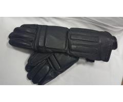 Кожаные тактические перчатки GB, б/у