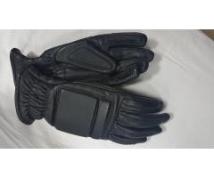 Кожаные тактические перчатки GB , б/у