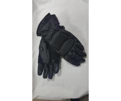 Кожаные тактические перчатки GB для силовых структур, б/у