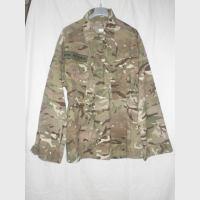 Блуза GB, боевая, MTP, JACKET COMBAT, TROPICAL, новый универсальный камуфляж британской армии, б/у