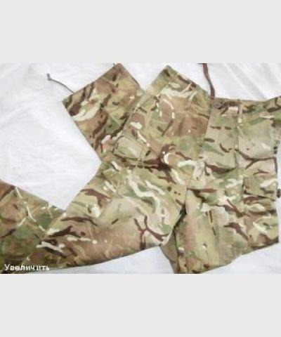 Брюки GB, TROUSER COMBAT, MTP, новый универсальный камуфляж британской армии, б/у