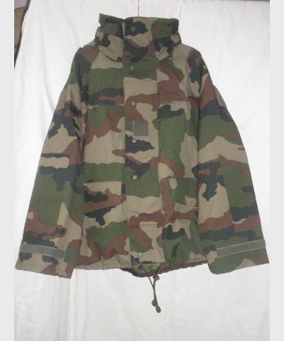 Куртка FR, непромокаемая, триламинат, woodland, новая  ( р.112, 120,128)