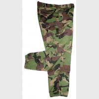 Полевые брюки SK, камуфляж M 97, б/у