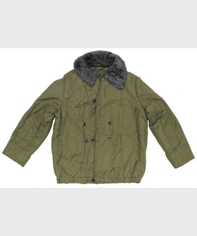 Куртка-утеплитель  М-65 олива, новая, размер 46