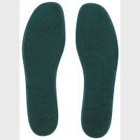 """Стелька в ботинки сетка, зеленые, новые, пр-ль """"Max Fuchs AG"""""""