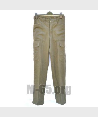 Брюки AU, летние, смесовый материал, накладные карманы,новые