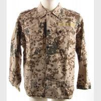 Блуза BW, полевая, пустыня, защита от москитов, для учёбы и тренировок, б/у
