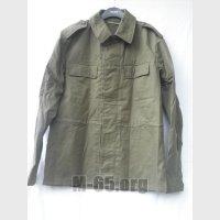 Блуза CZ,  хаки,  новая