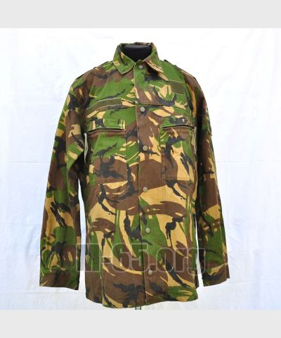 Блуза NL, woodland, эмблема на  рукаве, б/у