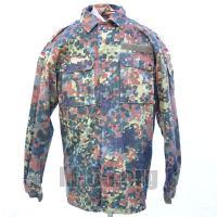 Блуза  BW, полевая,неутеплённая,  зелёный горошек, для учёбы и тренировок, б/у