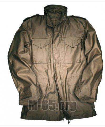 Куртка AU типа М-65, б/у