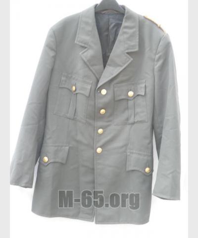 Пиджак AU, служебный, со знаками различия, б/у