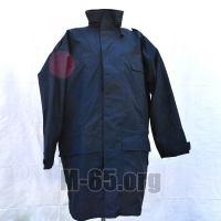 Куртка GB,тёмно-синяя, триламинат, RAF, тёплая съёмная подстёжка, новая