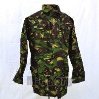 Куртка GB наземных полевых частей, зелёный камуфляж, rippstop, б/у
