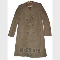 Пальто IT,длинное, теплое, подстежка, хаки, новое