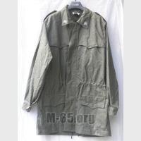Куртка  IT, хаки, погоны,б/у