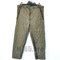 Вставка BW, теплая, для брюк, хаки, б/у