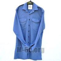 Рубашка GB, синяя, длинный рукав,б/у