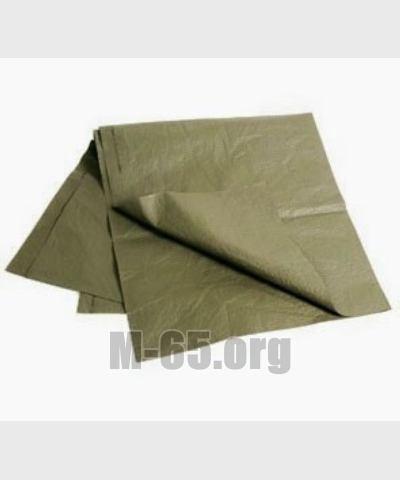 Коврик-подстилка BW, под спальный мешок,в палатку, пластик, армированный текстилем, б/у