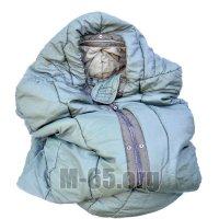 Спальный мешок NL, тёплый, б/у