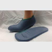 Вставка AU в ботинки, зимняя, войлочная,  новая  (размер 39, 40)