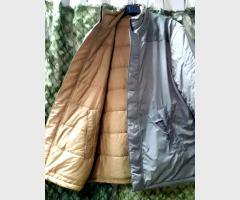 Реверсивная  двухсторонняя термокуртка-утеплитель ( Thermal Reversible) NL, олива-койот (размер M,L)