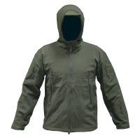 Куртка Soft Shell,  весна-осень, олива, новая