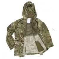 Куртка GB, боевая, MTP, SMOCK, COMBAT WINDPROOF, капюшон, новый универсальный камуфляж британской армии, новая
